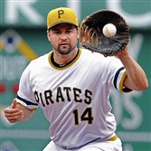 Remember Gaby Sanchez? How about Travis Ishikawa, Lyle Overbay or Jeff Clement among Pirates to start opening day at first base in the past seven years?