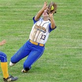 Canon-McMillan's Abby McCartney was the Post-Gazette's Player of the Year in 2014.