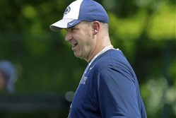 Former Penn State University head football coach Bill O'Brien was the institution's top compensated employee in 2013, making $3.4 million