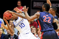 After Robert Morris beat Kentucky in 2013, the Colonials were paid handsomely for a rematch with the college basketball blue blood the next season.