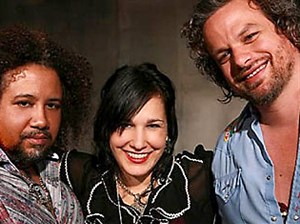 Rusted Root -- featuring original members Patrick Norman, Liz Berlin and Michael Glabicki -- are nominated for this year's Pittsburgh Rock 'N Roll Legends awards.