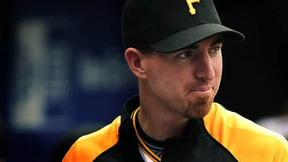 Adam LaRoche The Pirates traded first baseman Adam LaRoche to the Red Sox yesterday.