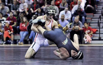 Alexander Shady Side Academy grad Geoff Alexander had a solid season wrestling for Maryland.