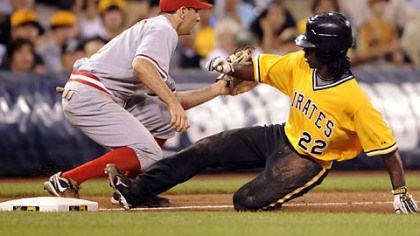 Andrew McCutchen Andrew McCutchen could play most of 2009 in Pittsburgh