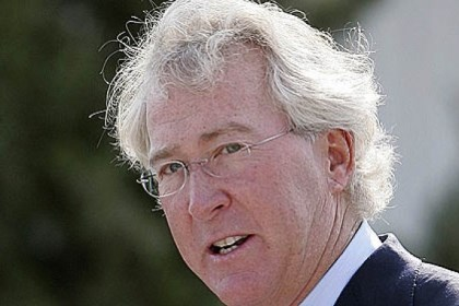 Aubrey McClendon Aubrey McClendon, CEO of the Chesapeake Energy and seen in a 2009 photo, says he'll leave the firm in April, citing philosophical differences with its board of directors.