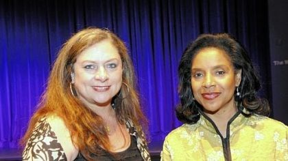 August Wilson Center opening Constanza Romero Wilson and Phylicia Rashad.