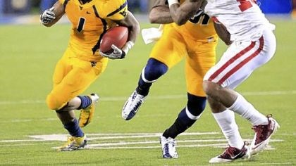 Austin.jpg West Virginia's Tavon Austin's huge game against Oklahoma is a big reason for his selection to the Associated Press All-America first team.