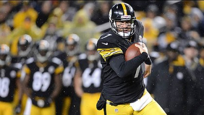 Ben Roethlisberger Quarterback Ben Roethlisberger started the game Monday night against the Kansas City Chiefs before leaving in the third quarter after sustaining an injury to his right shoulder.
