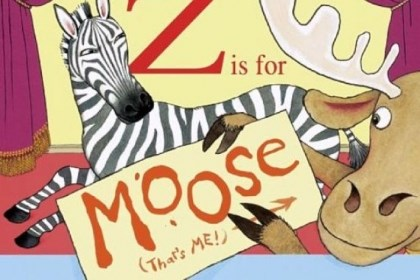 "Books for children ""Z Is for Moose"" is considered a contender for the Caldecott Medal for its illustrations by Paul Zelinsky."