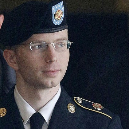bradley chelsea manning In this Tuesday, Aug. 20, 2013 file photo, Army Pfc. Bradley Manning is escorted to a security vehicle outside a courthouse in Fort Meade, Md., after a hearing in his court martial.