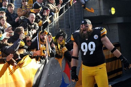 Brett Keisel The Steelers and Brett Keisel will return to Heinz Field to open the 2013 on Sunday, Sept. 8 vs. the Tennessee Titans.