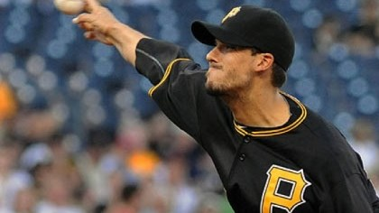 Charlie Morton Charlie Morton, seen here throwing in a game last season, continues his rehab from elbow surgery.