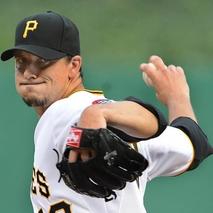 Charlie Morton Charlie Morton will start in the first game of a key series for the Pirates in St. Louis.
