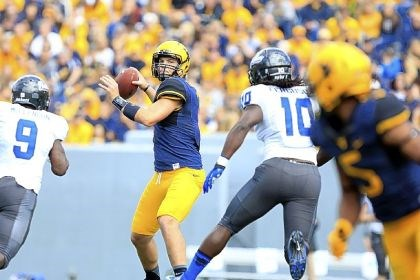 childress West Virginia quarterback Ford Childress passed for 359 yards and three touchdowns in his college debut against Georgia State Saturday at Milan Puskar Stadium in Morgantown, W.Va.