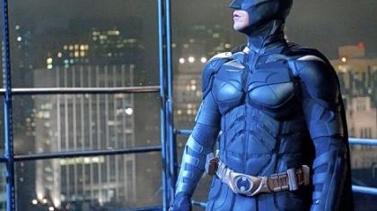 "Christian Bale Christian Bale wraps up his role as Batman in ""The Dark Knight Rises."""
