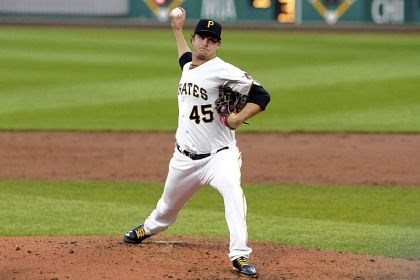 cole Gerrit Cole could be one of the solutions to the Pirates' rotation problems.
