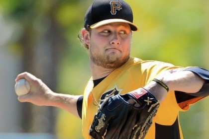 cole Pirates' top prospect, starting pitcher Gerrit Cole.