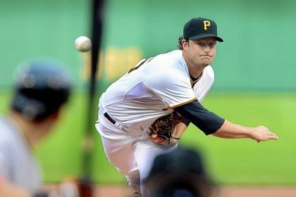 cole Pirates starter Gerrit Cole made a strong first impression Tuesday night.