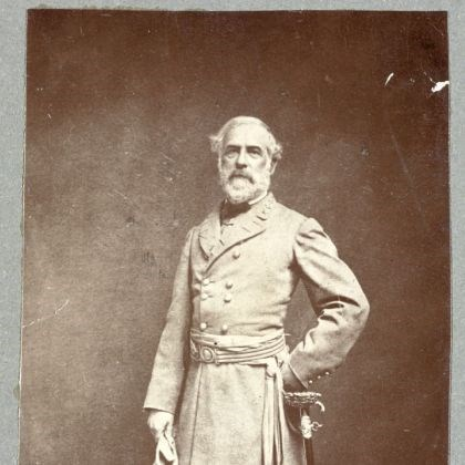 Confederate Gen. Robert E. Lee Confederate Gen. Robert E. Lee defeated many of his former U.S. Army comrades.