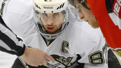 crosby Sidney Crosby is ready to play without the extra equipment on his helmet to protect his surgically-repaired jaw.