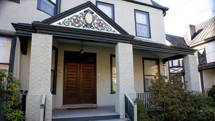 East Washington This five-bedroom Victorian in East Washington is on the market for $247,000.