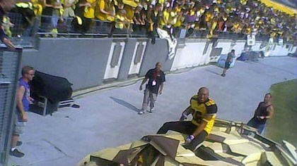 Filming TDKR at Heinz Field Check out our recent reader submissions on Facebook.