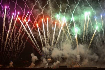 Fireworks Fourth of July and the Three Rivers Regatta: Are you ready for the fireworks?