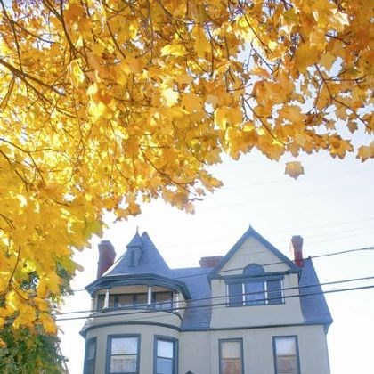 five-bedroom Victorian This five-bedroom Victorian in East Washington is on the market for $247,000.