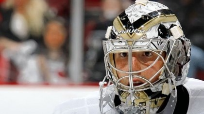fleury Penguins goalie Marc-Andre Fleury's goals-against average and save percentage were in the middle of the pack, but when it came to the number that counts -- wins -- his 23 were just one shy of the league lead.