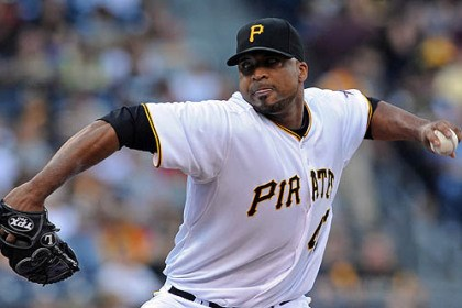 Francisco Liriano Francisco Liriano pitches against the Cardinals last month at PNC Park.