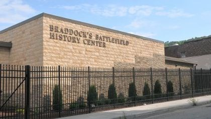 French and Indian War Museum Braddock's Battlefield History Center, at 609 Sixth St. in North Braddock, opens to the public today.