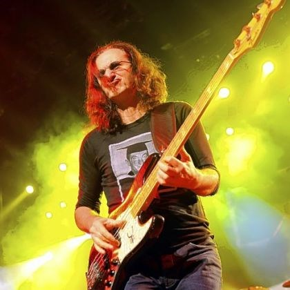 Geddy Lee Geddy Lee and the rest of Rush performed at Consol Energy Center in September.