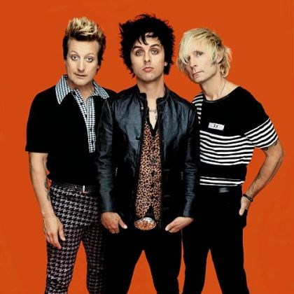 Green Day Green Day plays the Consol Energy Center on March 31.