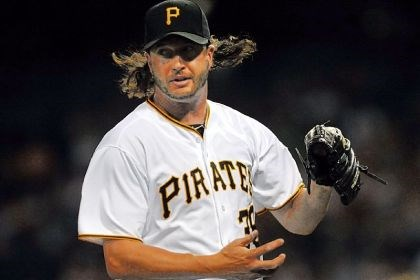 grilli big hair Pirates closer Jason Grilli discussed his injury today with the media.