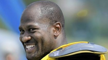 Harrison Steelers linebacker James Harrison said he is not 100 percent healthy, but the knee is feeling better each week.