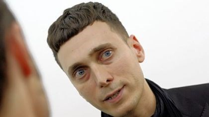 Hedi Slimane Hedi Slimane became the new creative director of Yves Saint Laurent this year.