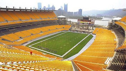 Heinz Field The Steelers want to add 3,000 more seats to Heinz Field. The seats would be located in the south end zone underneath the scoreboard.