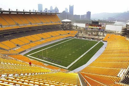 Heinz Field file photo Heinz Field on Pittsburgh's North Side.