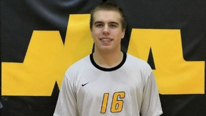 High school-1 Tommy Keisling: North Allegheny High School boys volleyball.