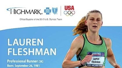 Highmark ad Highmark partnered with seven athletes for its marketing push