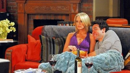 """How I Met Your Mother"" When the gang tries to convince Ted (Josh Radnor), right, that he is being strung along by Tiffany (guest star Carrie Underwood), they reflect on when they've been in the same situation on tonight's ""How I Met Your Mother."""