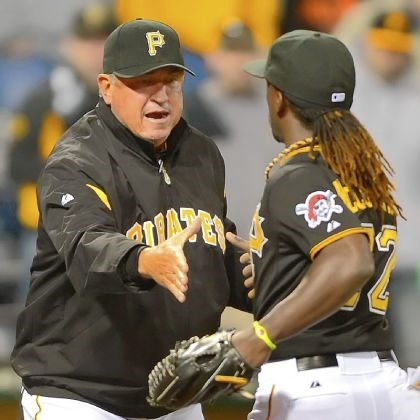 hurdle Clint Hurdle said his Pirates team isn't worrying about what moves will or won't be made at the trade deadline.