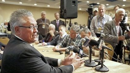 hurdle Pirates manager Clint Hurdle took his turn in front of the media on Day 3 of the winter meetings Wednesday in Nashville, Tenn.