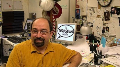 "Joe Wos ToonSeum executive director Joe Wos: ""Our fan base and collection have just continued to grow."""