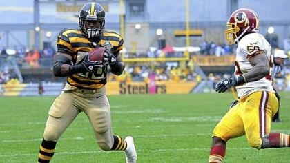 johnson Fullback Will Johnson has helped the Steelers running game to three consecutive 100-yard performances.