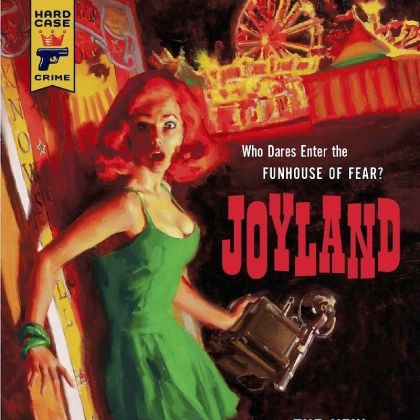"'Joyland' by Stephen King ""Joyland"" by Stephen King."