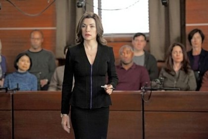 "Julianna Margulies Julianna Margulies stars in ""The Good Wife."""