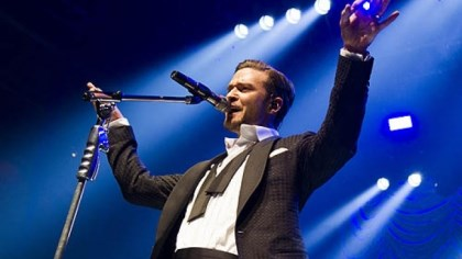 Justin Timberlake Justin Timberlake, performing in New York on Sunday, brings his 20/20 tour to Pittsburgh in December.