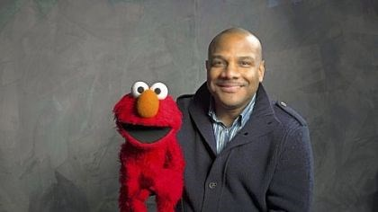 "Kevin Clash with Elmo Kevin Clash -- ""Looking forward to resolving these personal matters privately."""