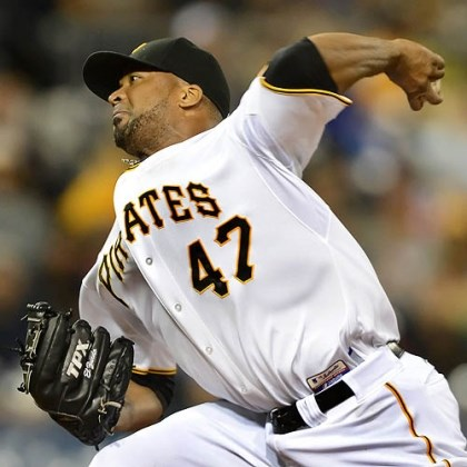 liriano Since joining the starting rotation May 11, pitcher Francisco Liriano has posted a 9-3 record and 2.00 ERA.